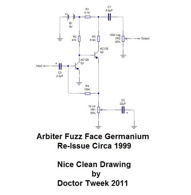Germanium Fuzz Face : arbiter fuzz face germanium re issue doctor tweek 39 s blog ~ Vivirlamusica.com Haus und Dekorationen